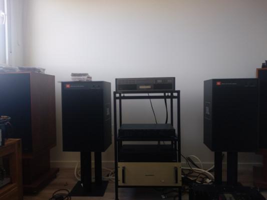 Vendo o cambio monitores JBL 4312A. Vendo en 1250 €