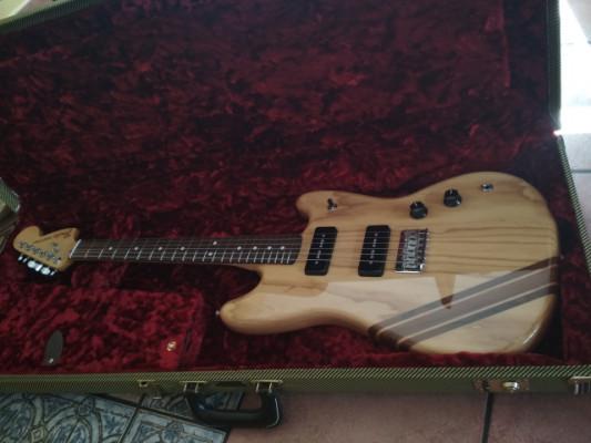 Fender Mustang Shortboard