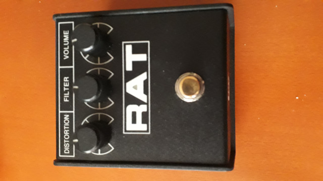 Proco Rat 2 Distorsion overdrive