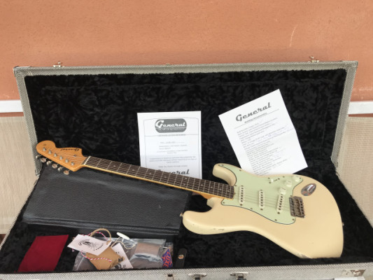 GENERAL Stratocaster Serie L 65 Historic