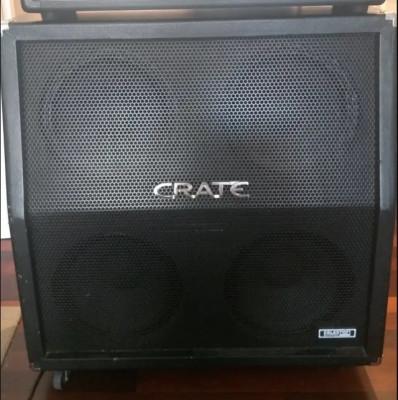 "se vende pantalla crate 4x10"""