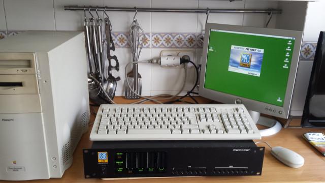 Sistema Pro Tools III Completo