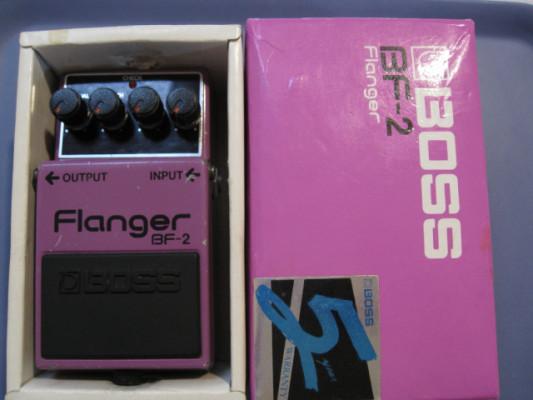 Boss BF-2 Flanger Japan 1986