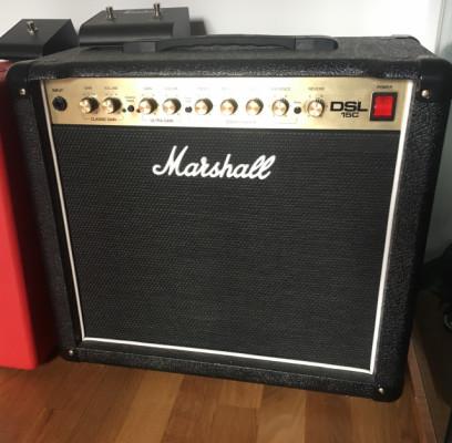 Amplificador Marshall DSL 15C