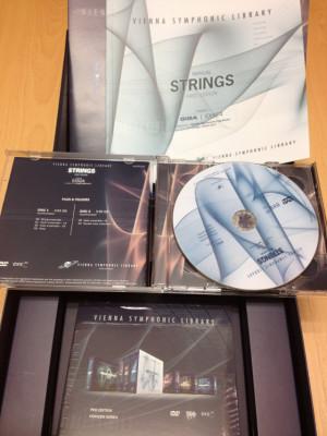 Librerias Exs24+Giga Vsl Orchestral Cube