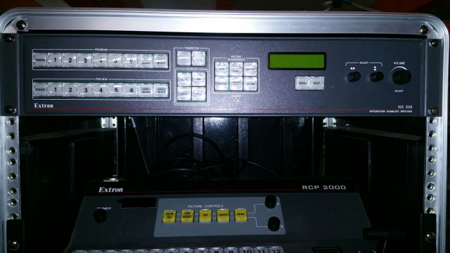 EXTRON ISS 506 + RCP 2000