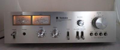 Amplificador vintage Technics SU 2500