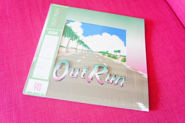 Vinilo oficial OutRun edición limitada 30 aniversario
