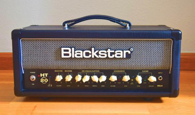 Cabezal BLACKSTAR HT-20RH