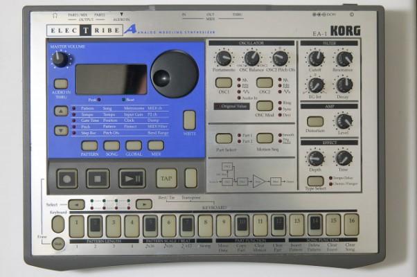 Vendo Korg Electribe EA-1
