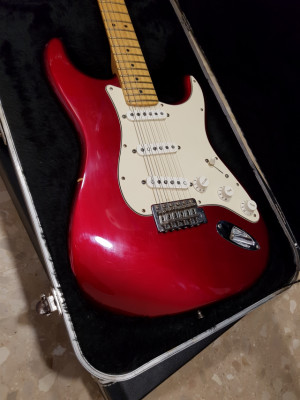 Fender American Special Stratocaster  RED