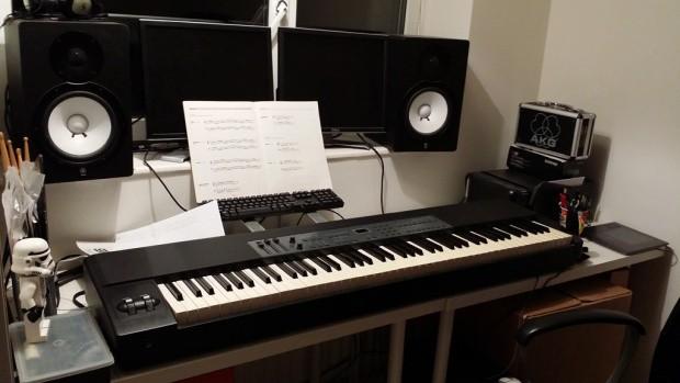 Piano M Audio Prokeys 88/Nuevo precio