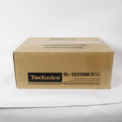 Plato TECHNICS SL1200 MK2 Nuevo E320905