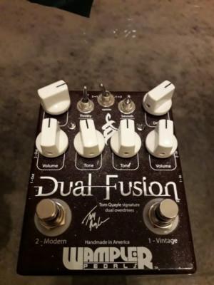 Dual fusion wampler