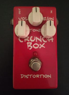 Pedal Crunch Box de Mi Audio
