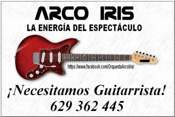 Orquesta Arco Iris busca Guitarrista