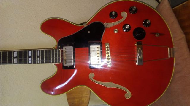 Ibanez de 1976 tipo 345