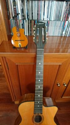 Guitarra manouche C. Patenotte modelo 254