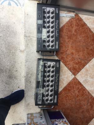Vendo dos Roland digital RSS S 1608 (stage box)