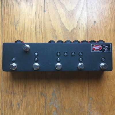 Disaster Area DPC-5 Gen2 — Audio & Midi Switcher