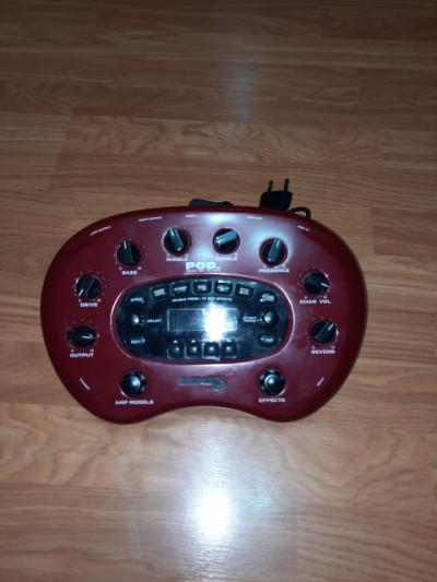 Pod xt con transformador tambien cambio por tarjeta de audio