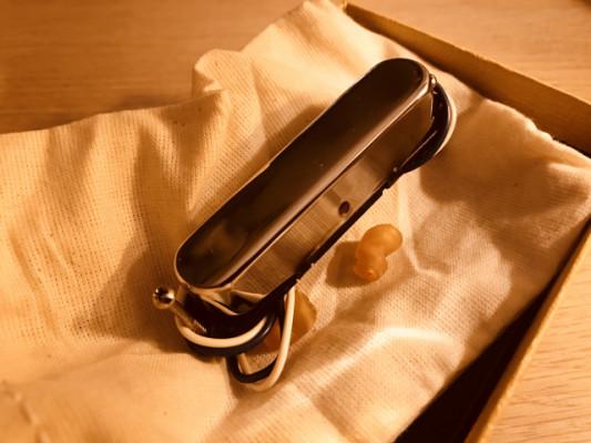 Pastilla mástil Fender Tex-Mex Telecaster