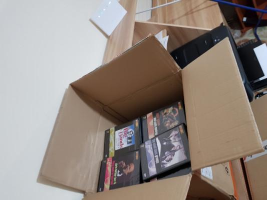 COLECCION DE DVDS DE CONCIERTOS DE JAZZ