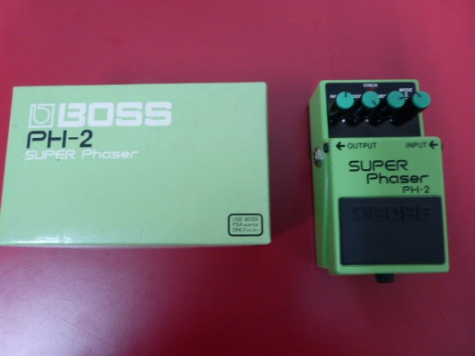 Boss PH-2 SUPER Phaser