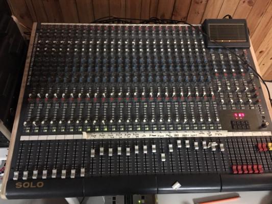 Mesa Soundtracs SOLO, 24-8-2