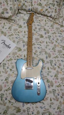 Fender telecaster standard mx tidepool blue