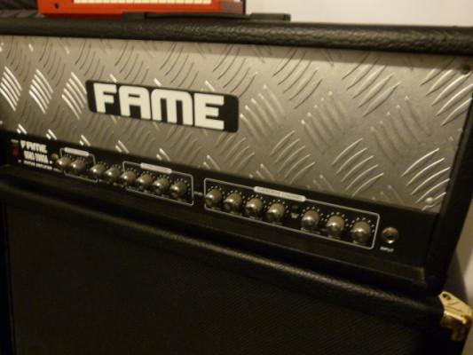 Amplificador Guitarra FAME GSH2-200SA + Pantalla GN412A (600W)