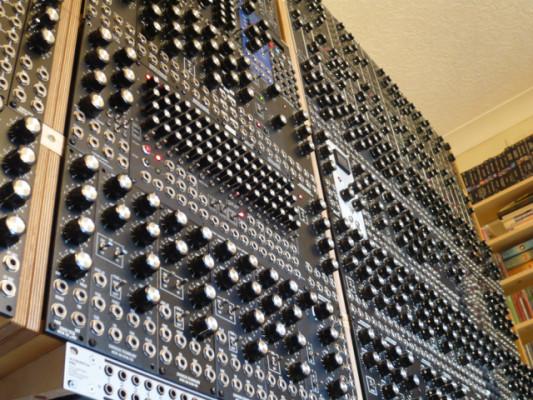 MOTM 110, 310, 380, 450, 510 y Cynthia Zerooscillator MOTM