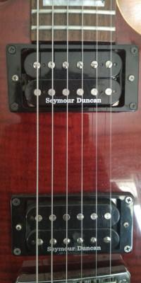 CORT M-600 made in Korea + Seymour Duncan Jazz/JB