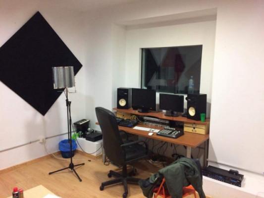 Traspaso estudio de grabación