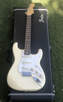 Stratocaster American Deluxe