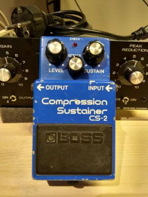 Boss CS-2 Japan