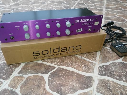 Soldano Sp77 USA por Mesa Boogie