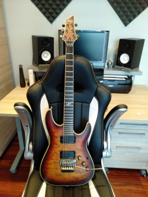 Vendo schecter blackjack atx