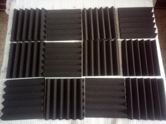 Paneles acusticos, absorbentes