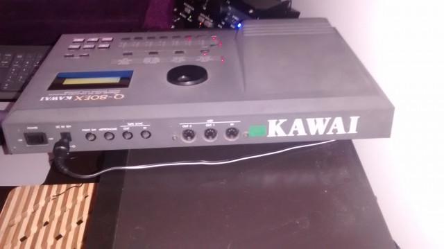 Secuenciador Kawaii Q80EX