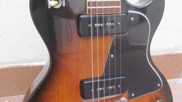 1977 Gibson Les Paul Special 55-77