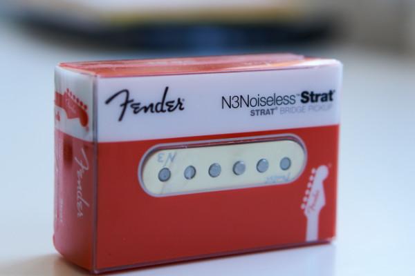 Fender Noisless N3 puente nueva