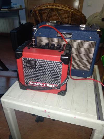 Cambio Roland Microcube