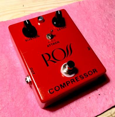 clon Ross Compressor