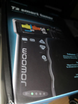 Afinador automático t2 smart tuner