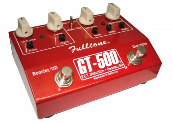 Pedal Overdrive OD Fulltone GT 500
