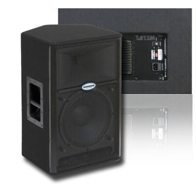 Dos Monitores en cuña Samson Live 612 M 600 W RMS