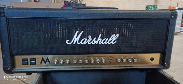 Cabezal Marshall  MA100H ( valvulas)