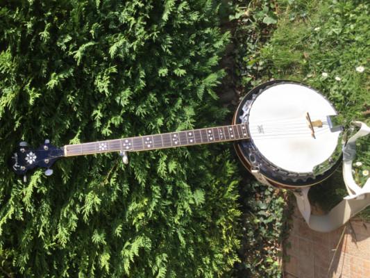 Banjo Fender 5 cuerdas