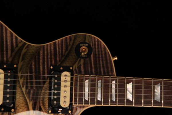 Gibson Les Paul Dragon (LP classic 95)